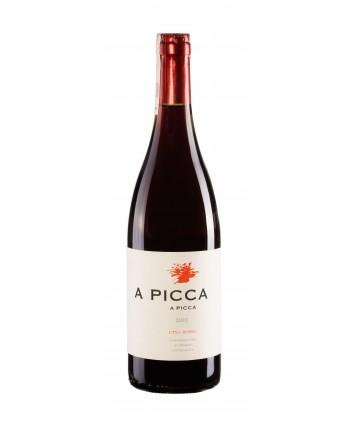 Etna Rosso doc A picca A picca