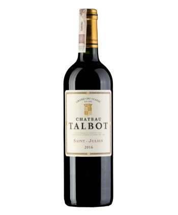 Château Talbot 2016 Saint...